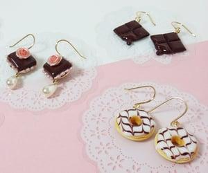 donuts, miniatures, and bouclesdoreilles image