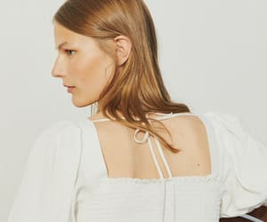 frill, H&M, and romantic image