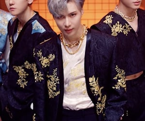SHINee, lee taemin, and tiger inside image