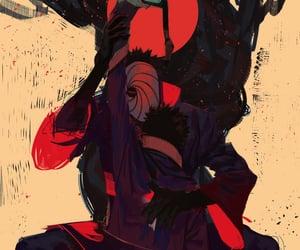 akatsuki, naruto, and tobi image