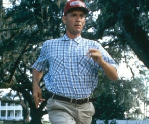 forrest, gump, and run forrest run image