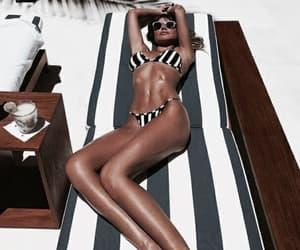 bikini body, summer body fitness, and bikini body goals image