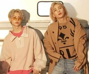 felix, hyunjin, and hwang hyunjin image