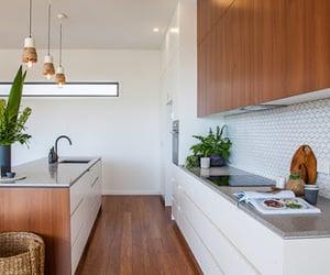 kitchen cabinets, modern kitchen decor, and kitchen trends image