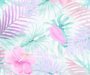light pink, pastel colors, and pastels image