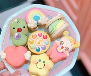 candy, colorful, and desserts image