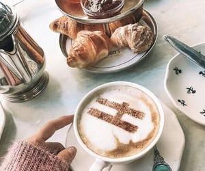 caffeine, espresso, and pastry image