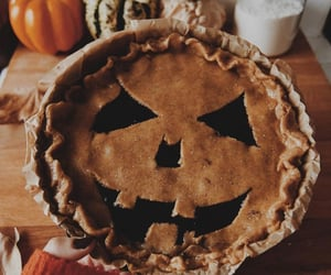 fall, pumpkin, and Pumpkin Pie image