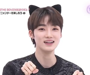 Catboy chanhee !!