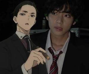 anime, icon, and daisuke image
