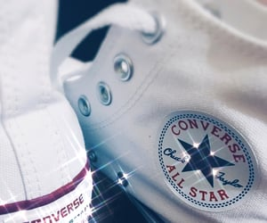 beautiful, chuck taylor, and white image