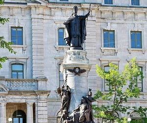monument, quebec city, and quebec image