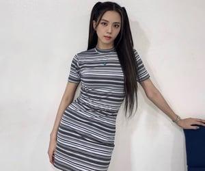 girls, kpop, and jisoo image