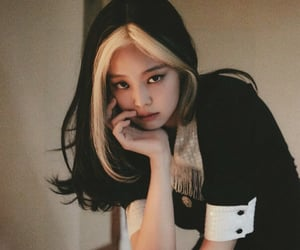 jennie, blackpink, and kpop image