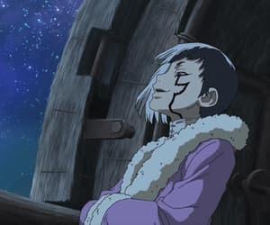 gif, dr.stone, and anime image
