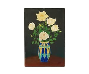 etsy, french painting, and still life painting image