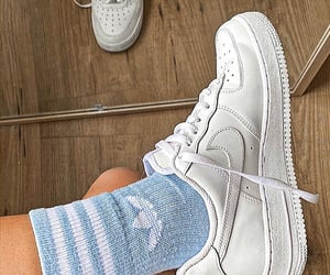 AF1, angelic, and carefree image