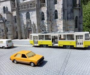 boulevard, castle, and miniature image