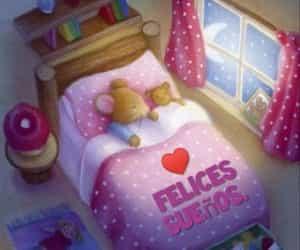 dreams, buenas noches, and dulces sueños image