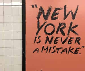 new york, quotes, and aesthetic image