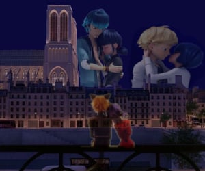 Adrien, france, and ladynoir image