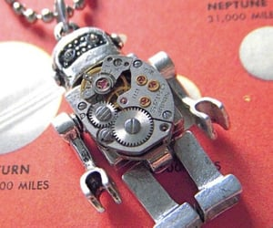 electronics, robots, and science image