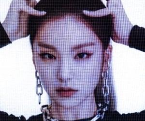 itzy, yeji, and kpop image