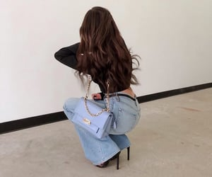 aesthetic, fashion, and hair image
