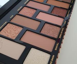 eyeshadow, make-up, and makeup image