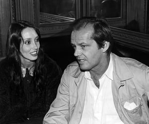 shelley duvall, jack nicholson, and The Shining image