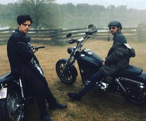 riverdale, cole sprouse, and fp jones image