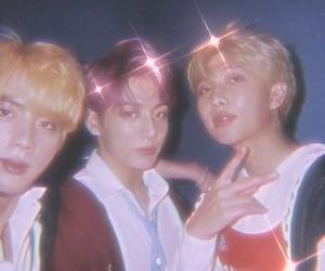 answer, retro, and kim seokjin image