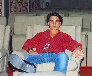 johnny depp, 90s, and vintage image
