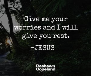all, give, and worries image