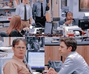 dwight schrute, scene, and series image