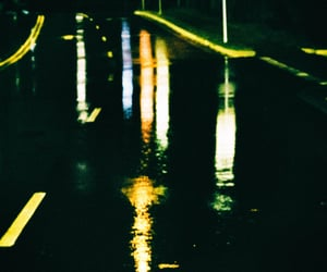 abstract photography, night photography, and rain image