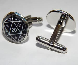 etsy, nerd gifts, and dungeons and dragons image