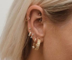 Piercings and rook image