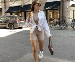 classic, fashion, and oufit image