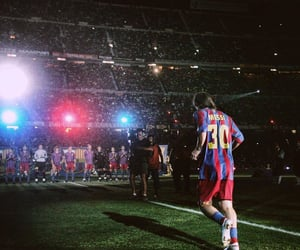 Barca, weheartit, and lionel messi image