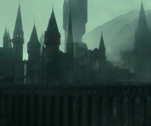 deathly hallows, harry potter movies, and harry potter image