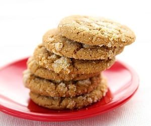 citrus, chewy, and Cookies image