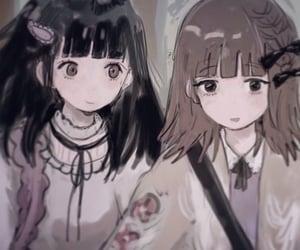 girl, icon, and 女の子 image