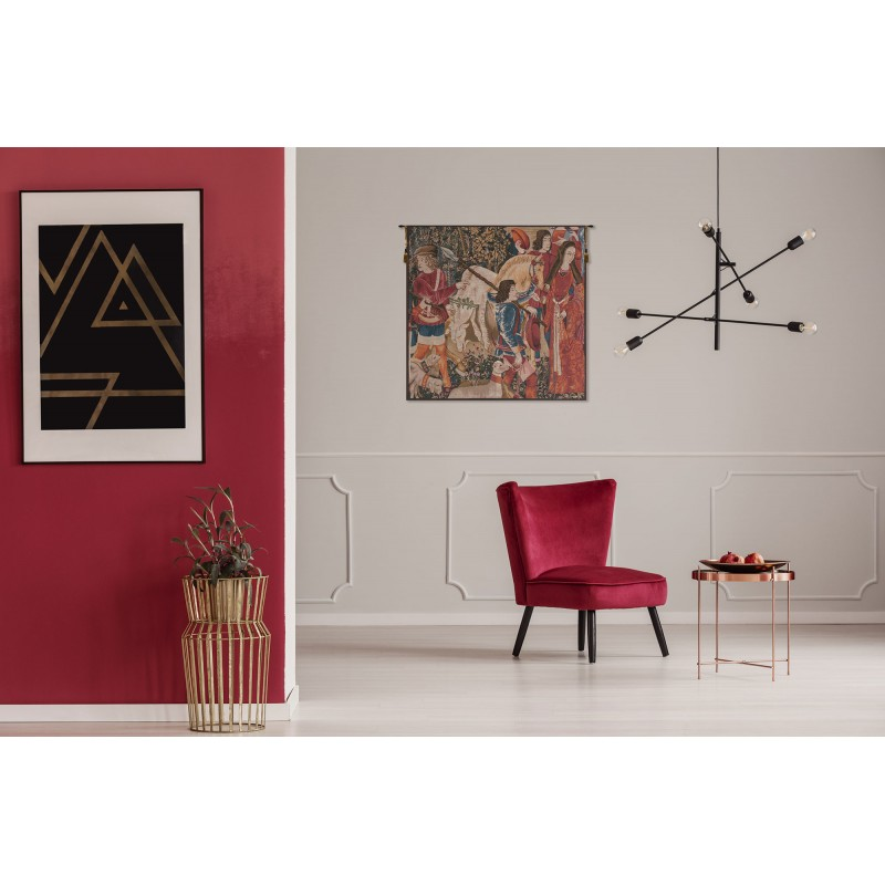 tapestry, wall art, and wall decor image
