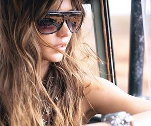 girl and glasses image