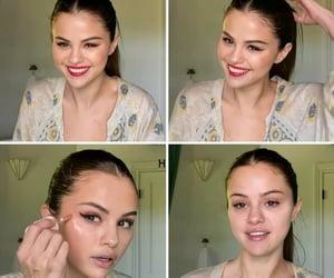 beautiful, makeup, and mujer image