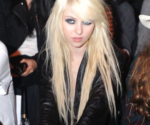 long hair, the pretty reckless, and Taylor Momsen image