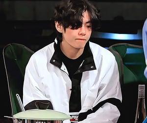 bts, taehyung, and seokjin image
