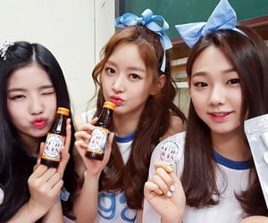 mimi, mina, and hyeyeon image