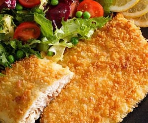 recipe, air fryer, and fish fillets image